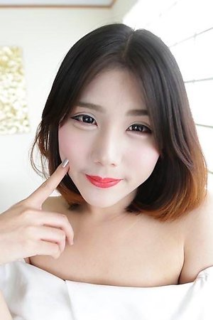 Petite shy Ladyboy from Bangkok shows not-so-innocent behavior